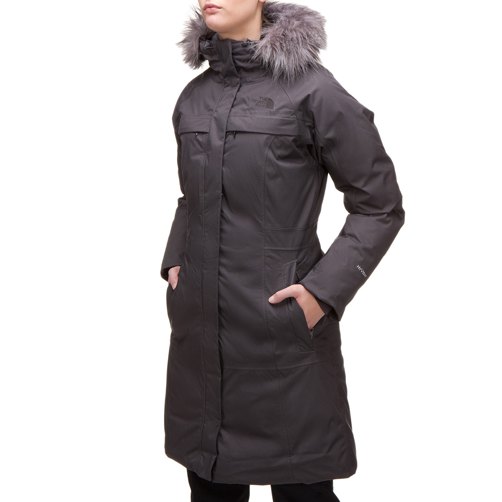 the north face arctic parka daunen mantel damen kapuze. Black Bedroom Furniture Sets. Home Design Ideas